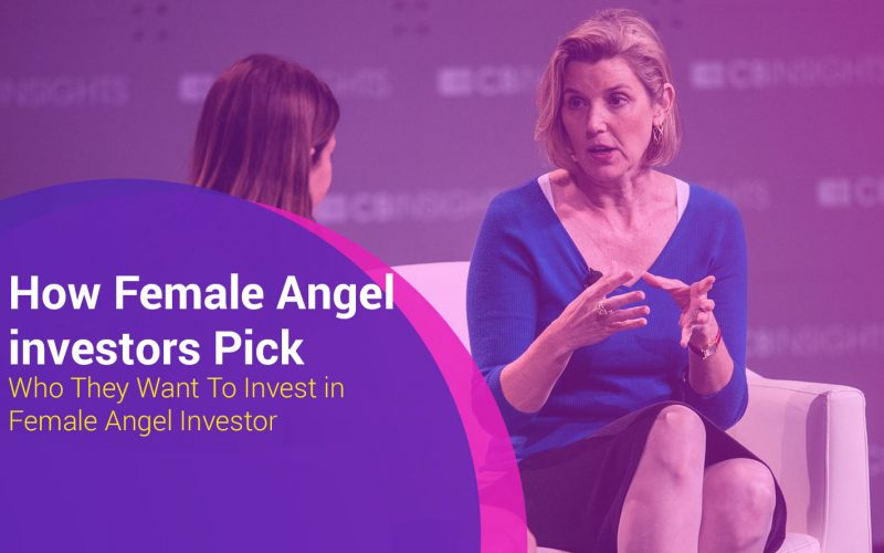 How Female Angel investors Pick Who They Want To Invest in | Female Angel Investor | Rose Vitale
