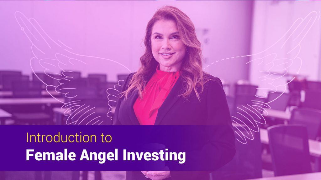 Introduction to Female Angel Investing | Rose Vitale| Female Angel Investor