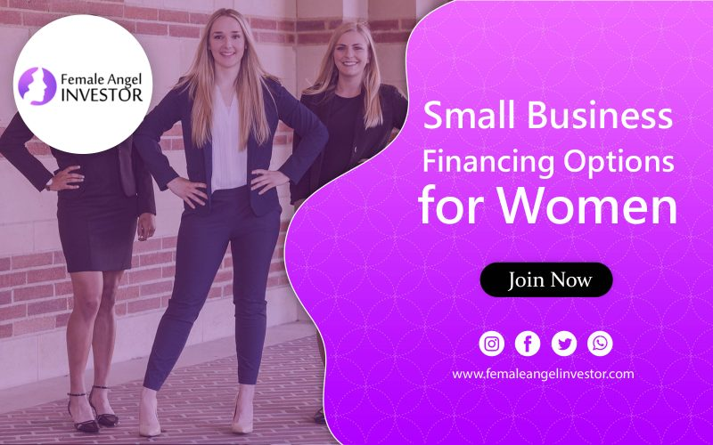 Small Business Financing Options for Women-Owned Businesses