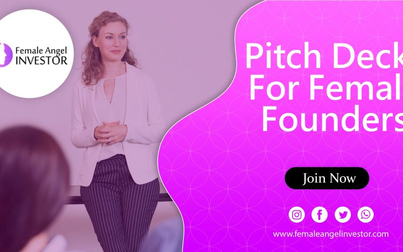 Pitch Decks For Female Founders | What is Included | Tip of The Day From Female Angel Investor Rose Vitale